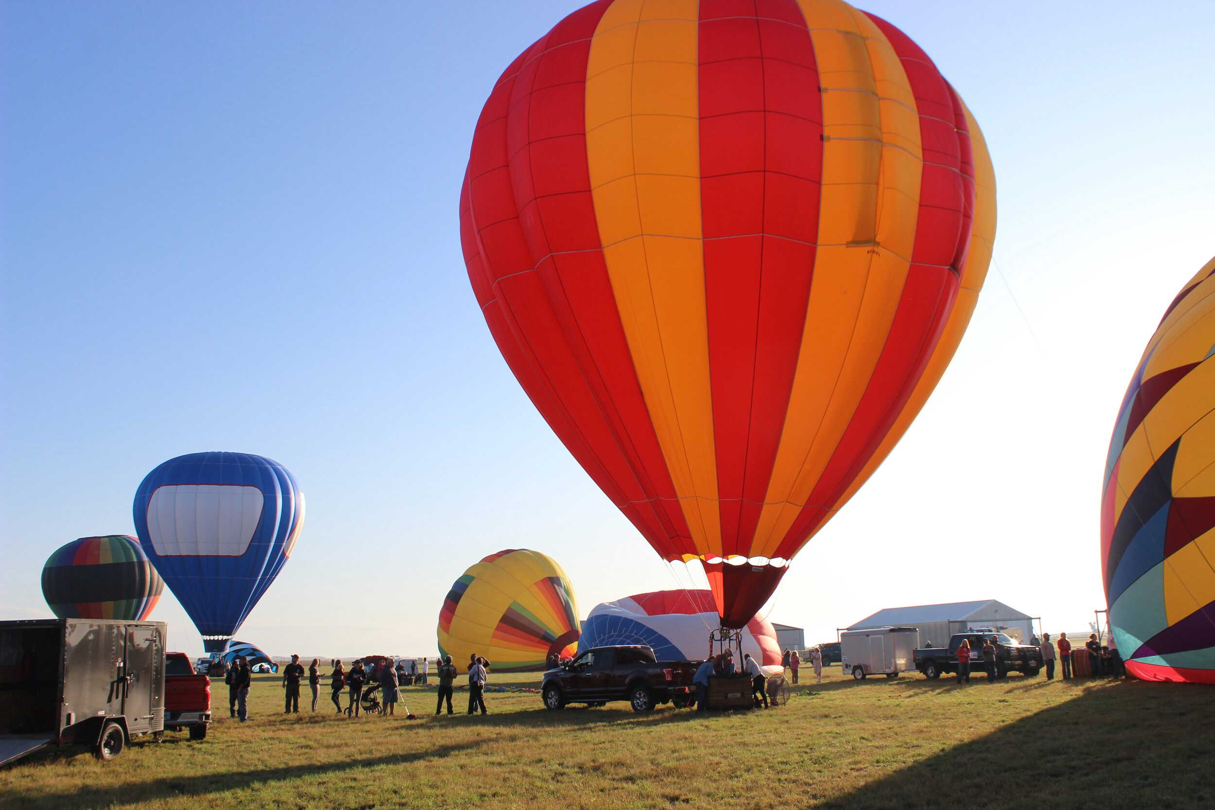 Fall River Hot Air Balloon Festival