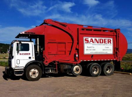 Sander Sanitation Services